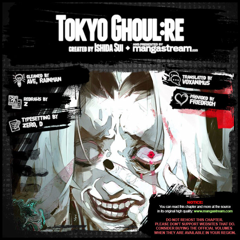 Tokyo Ghoul:re 112 Page 2
