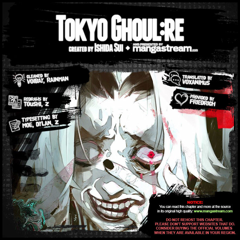 Tokyo Ghoul:re 117 Page 2