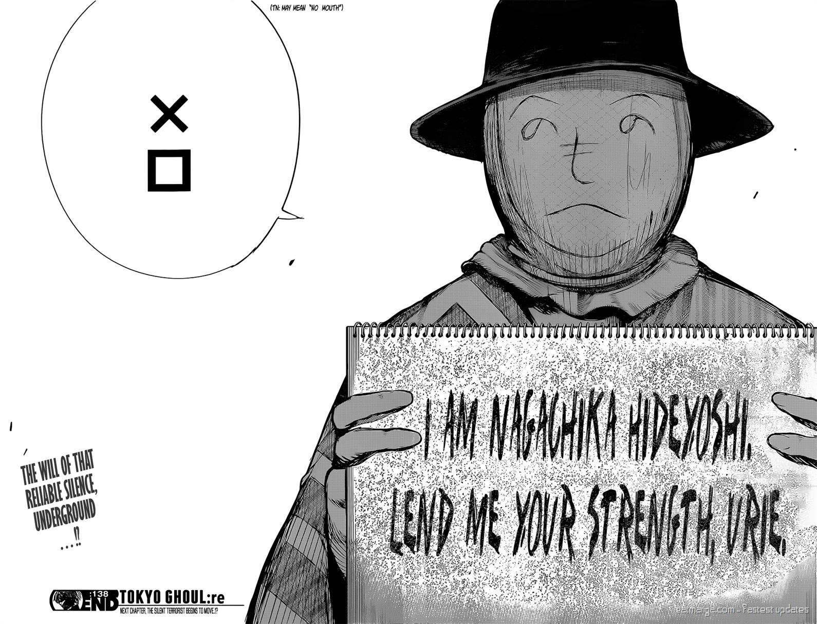 Toukyou Kushu:re - Chapter 146