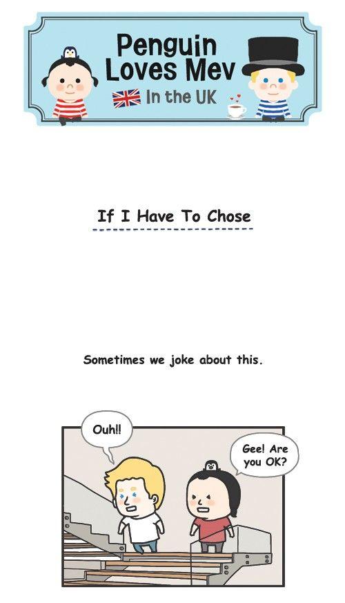 Penguin Loves Mev 330 Page 1