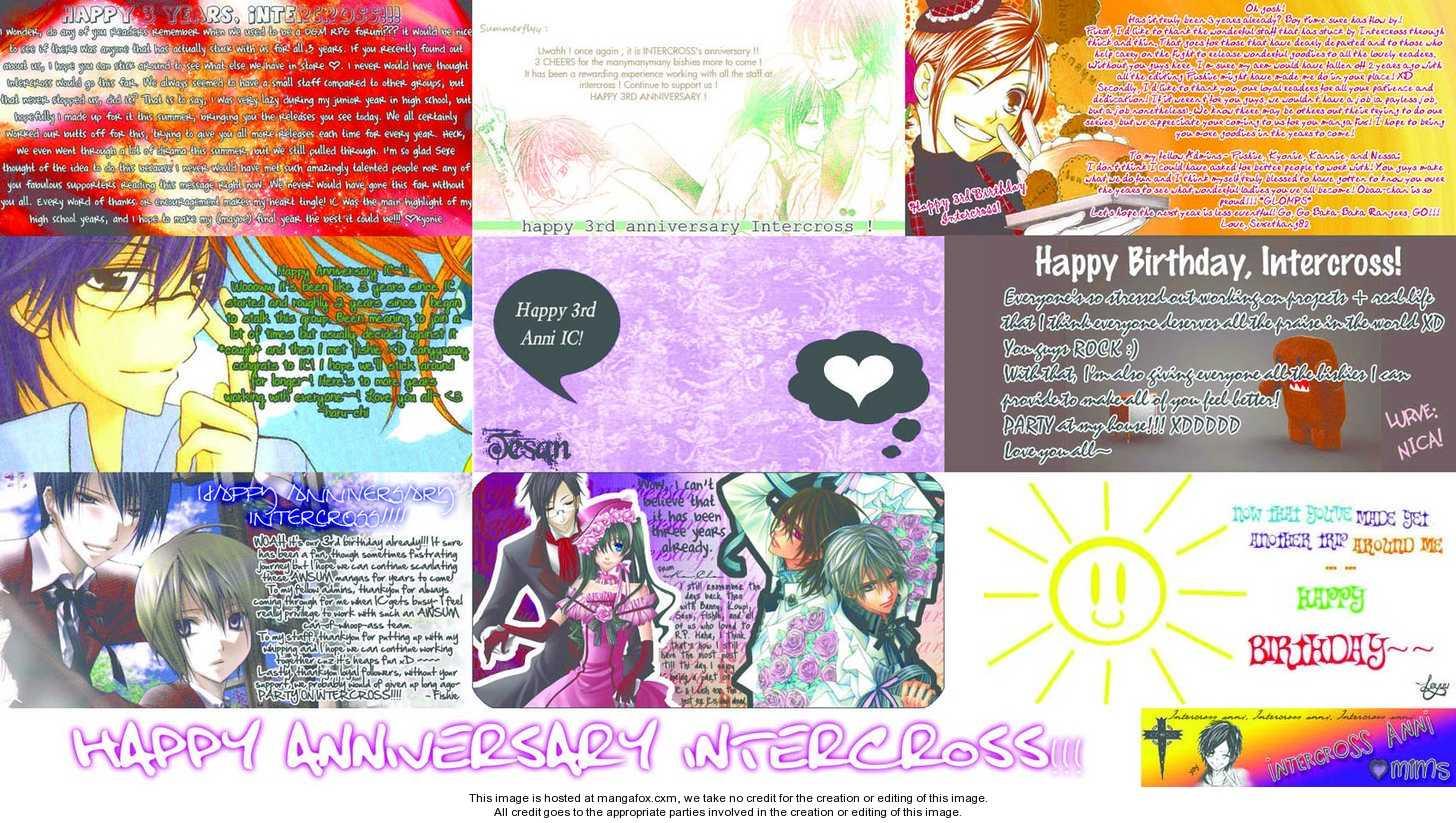 Love Berrish! 9.5 Page 1
