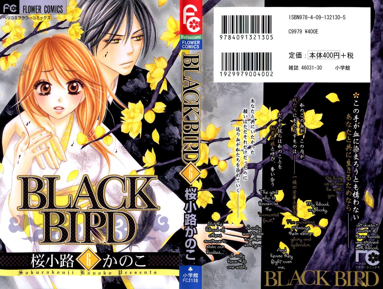 Black Bird 22 Page 2