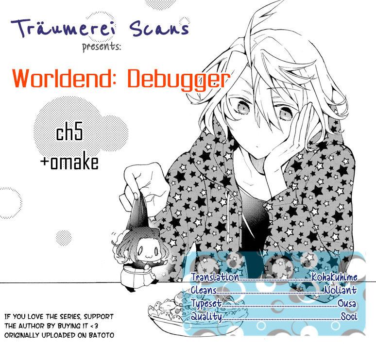 Worldend: Debugger 5 Page 1