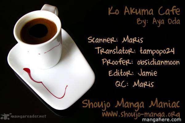 Ko akuma Cafe 18 Page 1