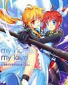 Mahou Shoujo Lyrical Nanoha dj - My Home, My Love