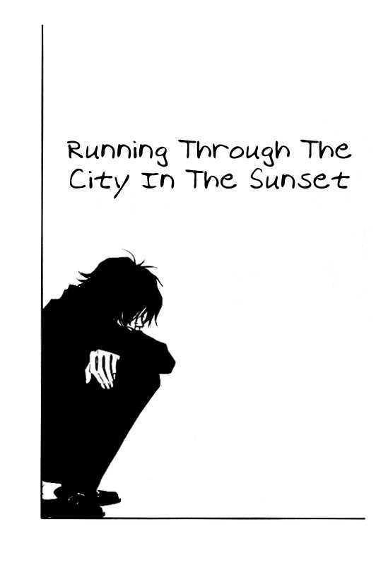 Running Through The City In The Sunset 3 Page 2