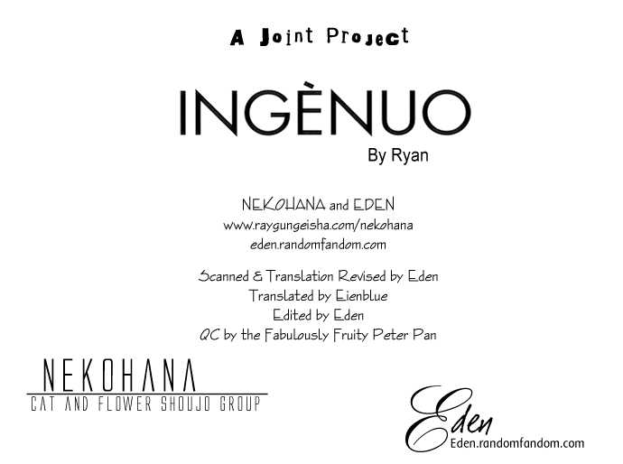 Ingenuo 2 Page 1