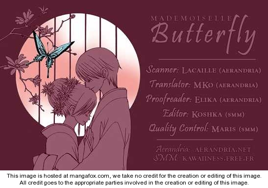 Mademoiselle Butterfly 8 Page 2
