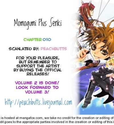 Momogumi Plus Senki 10 Page 1