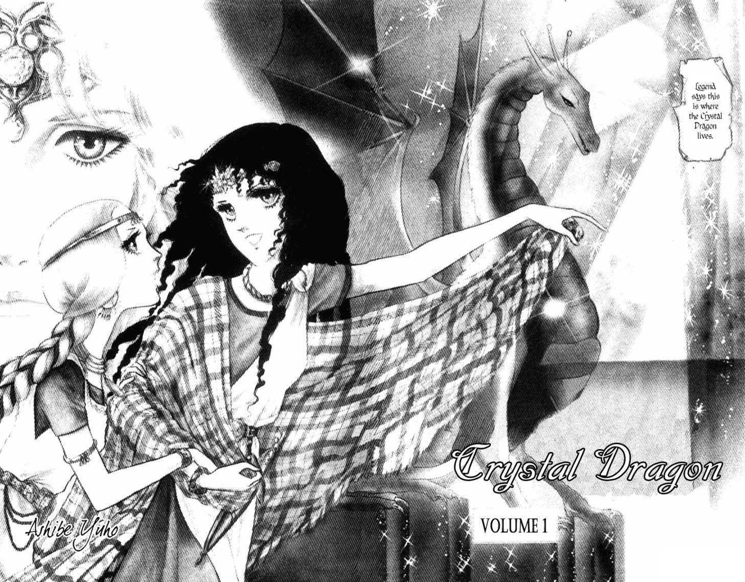 Crystal Dragon 1 Page 3