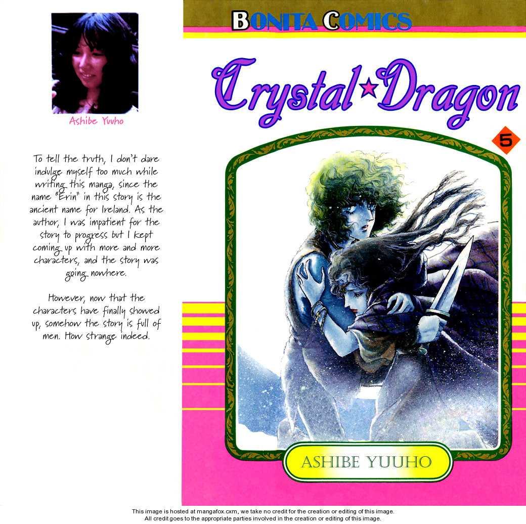 Crystal Dragon 19 Page 1