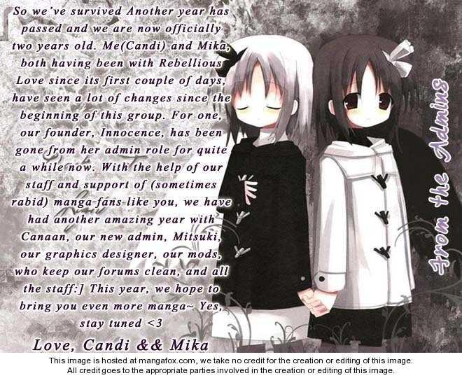 Sekai wa Happy de Dekiteiru 2 Page 2