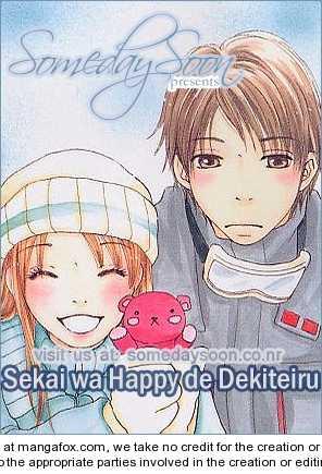 Sekai wa Happy de Dekiteiru 3.1 Page 1