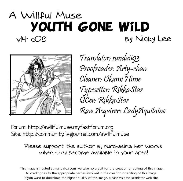 Youth Gone Wild 8 Page 2