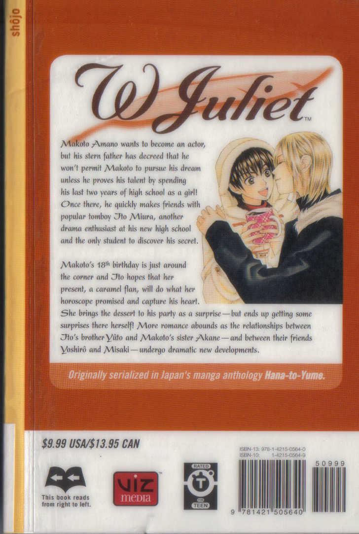 W Juliet 1 Page 1