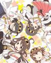 Kantai Collection -KanColle- Kongou 4 Shimai Youshouki so (Doujinshi)