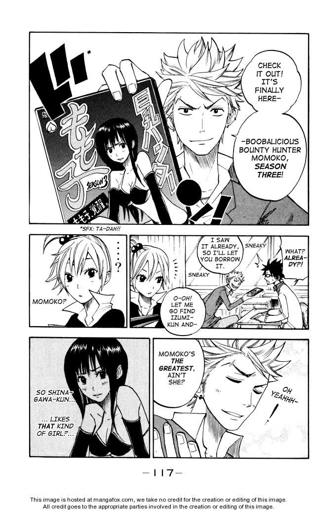 Yankee-kun to Megane-chan 68 Page 1