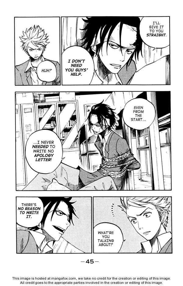 Yankee-kun to Megane-chan 74 Page 3