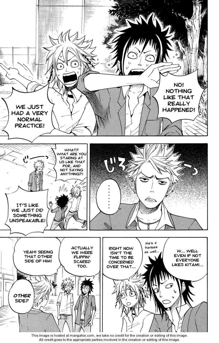 Yankee-kun to Megane-chan 83 Page 3