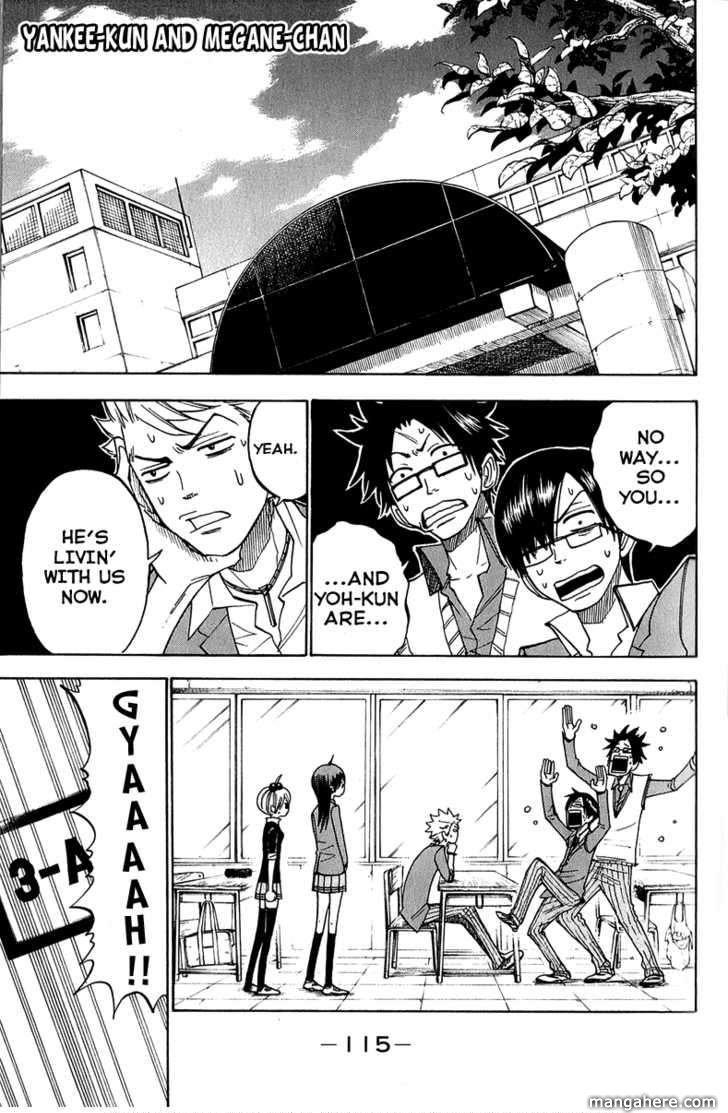 Yankee-kun to Megane-chan 144 Page 1