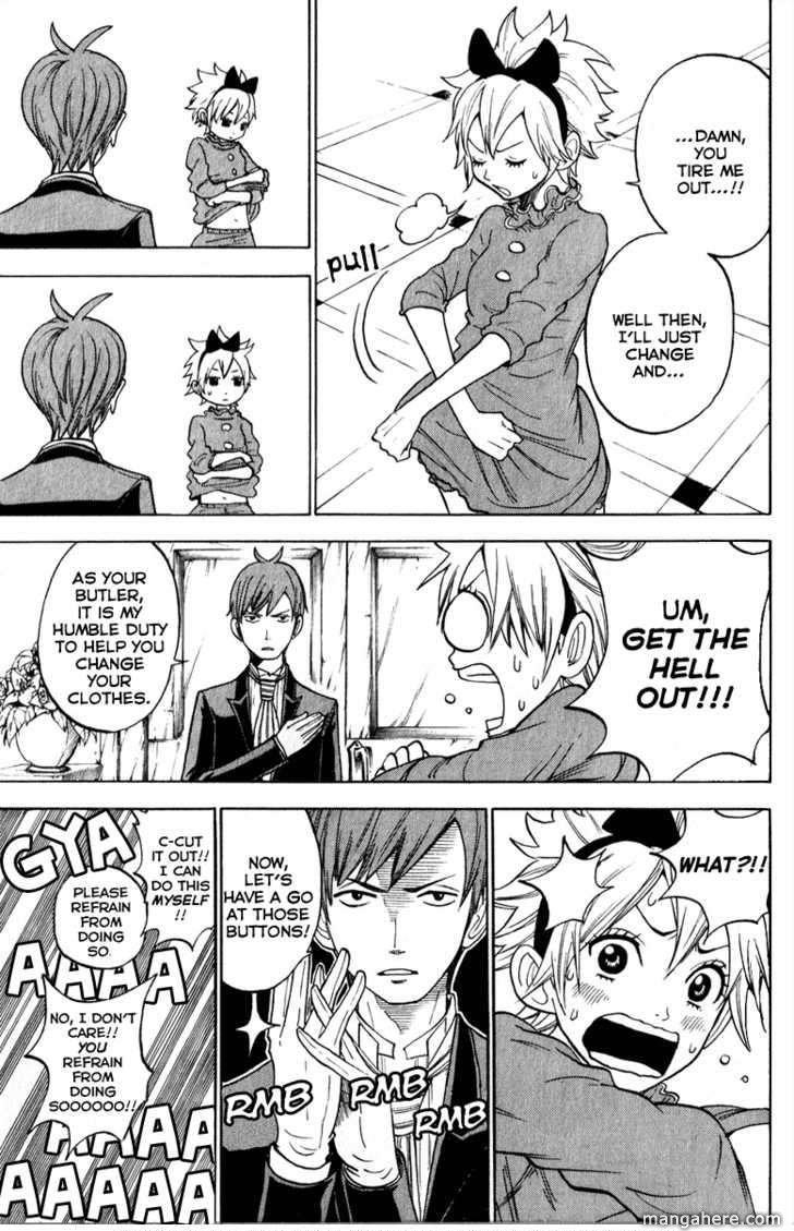 Yankee-kun to Megane-chan 146 Page 3