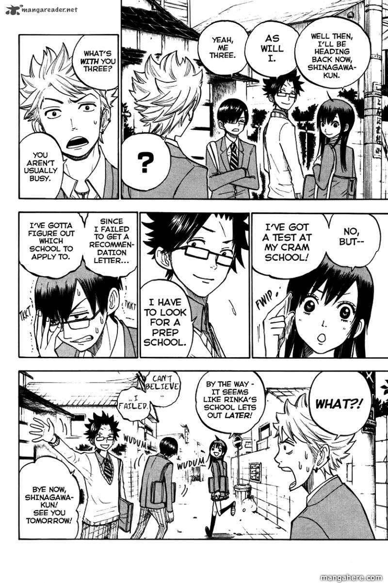 Yankee-kun to Megane-chan 149 Page 2