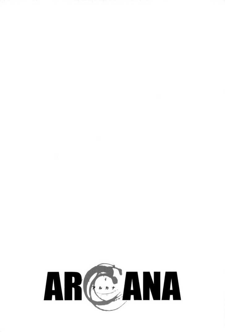 Arcana Soul 1 Page 3