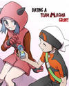 Pokemon - Dating a Team Magma Grunt (Doujinshi)