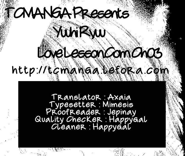 Love Lesson.com 3 Page 1
