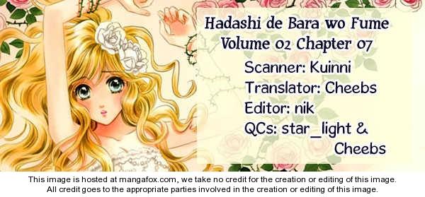 Hadashi de Bara wo Fume 7 Page 2