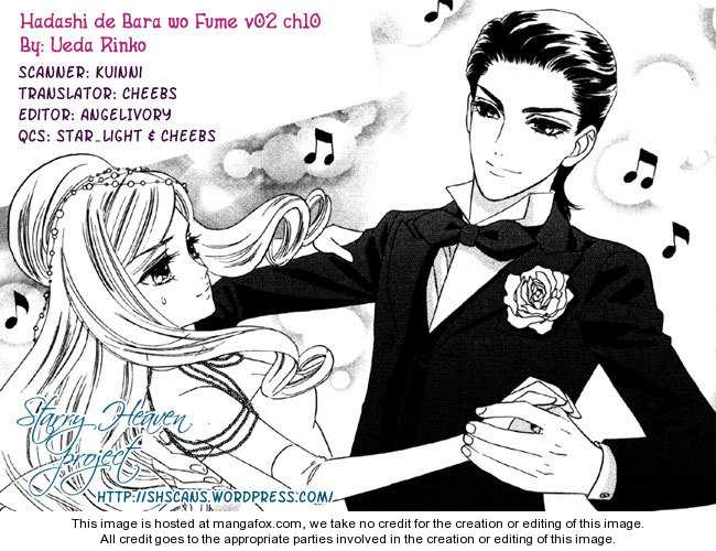 Hadashi de Bara wo Fume 10 Page 2