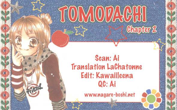 Tomodachi 2 Page 1