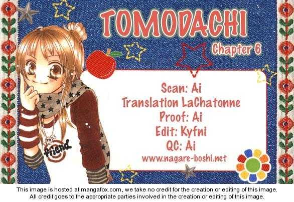 Tomodachi 6 Page 1