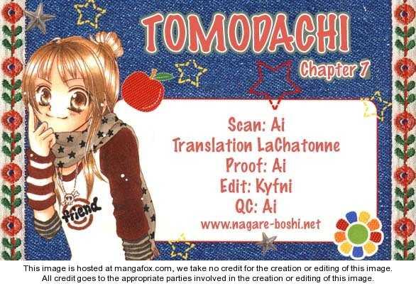 Tomodachi 7 Page 1