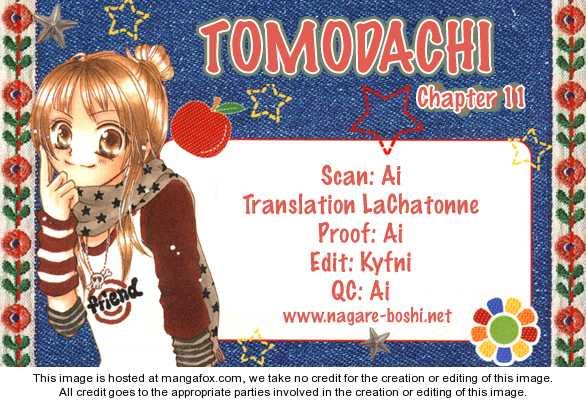 Tomodachi 11 Page 1