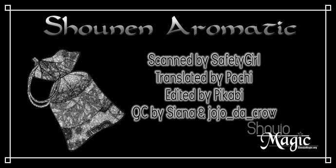 Shounen Aromatic 0 Page 1