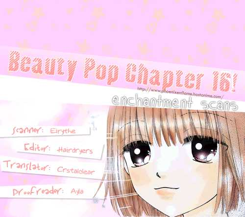 Beauty Pop 16 Page 1