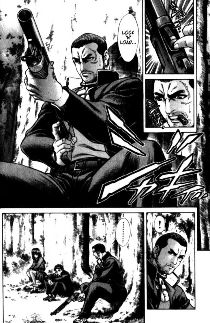 Battle Royale 18 Page 2