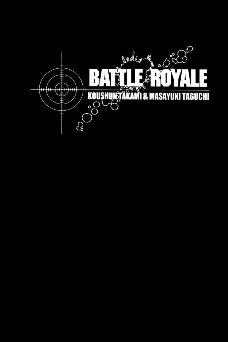 Battle Royale 40 Page 1