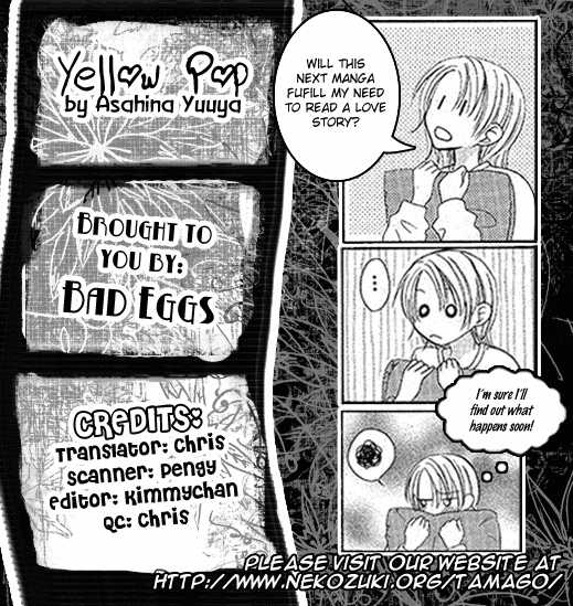 Yellow Pop 1 Page 1