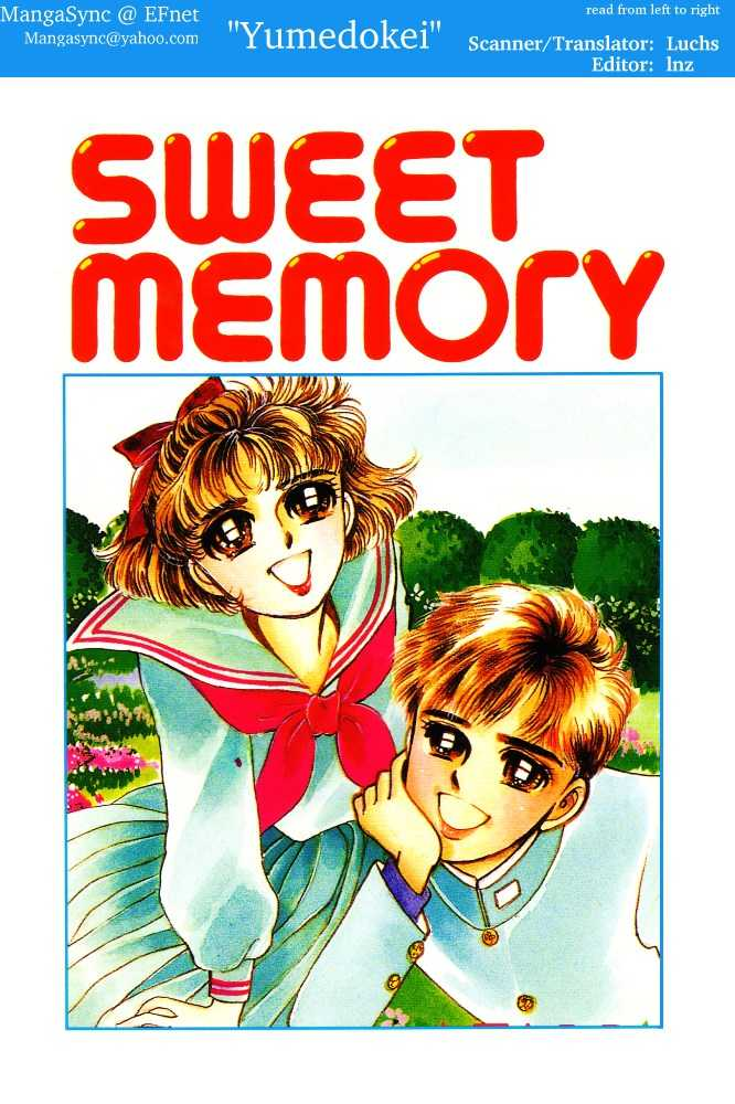 Sweet Memory 1 Page 1