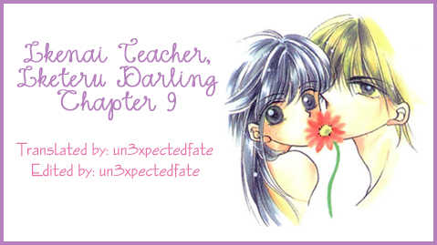 Ikenai Teacher, Iketeru Darling 9.1 Page 1