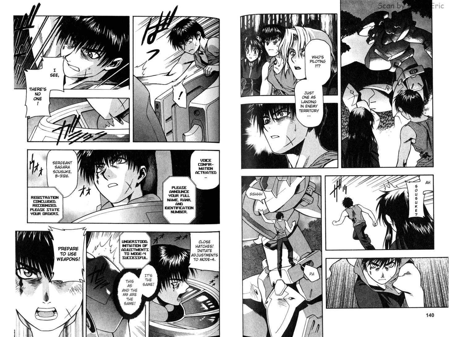 Full Metal Panic! 13 Page 2
