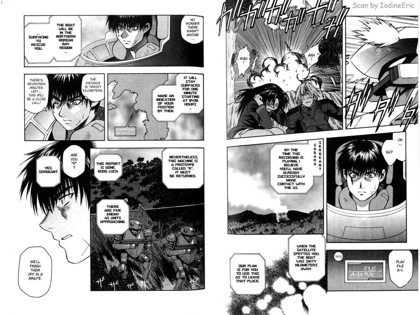 Full Metal Panic! 13 Page 3