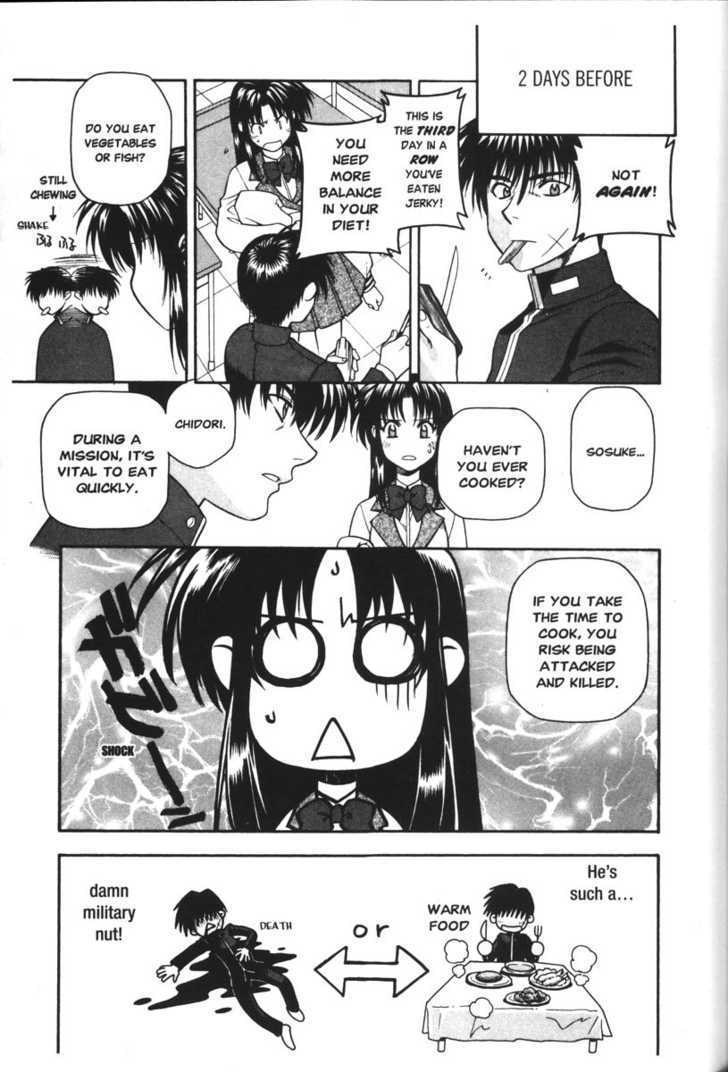 Full Metal Panic! 34 Page 3