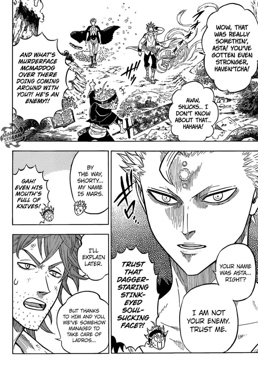 Black Clover 92 Page 2