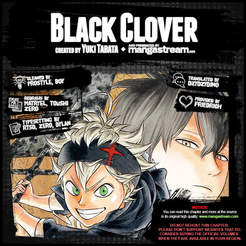 Black Clover 102 Page 2