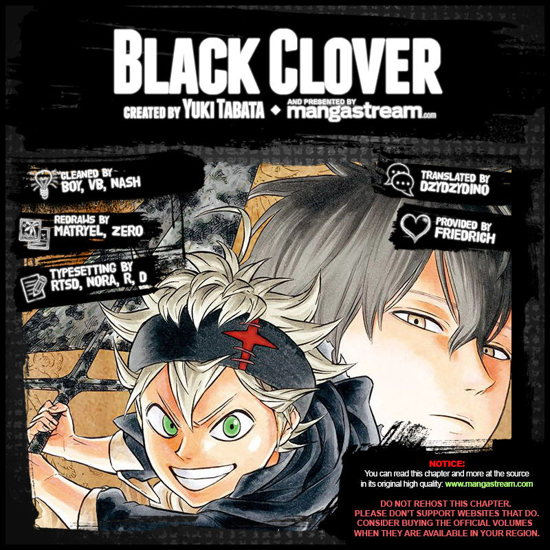 Black Clover 124 Page 2