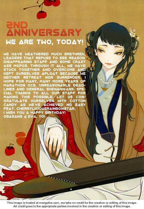 Hotaru no Hikari 19 Page 1