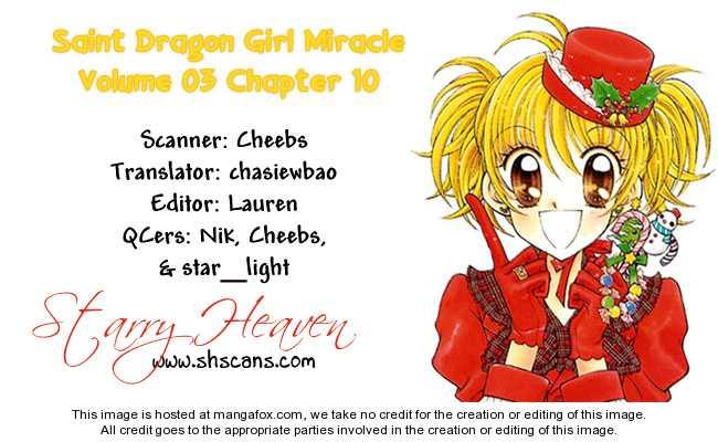 Saint Dragon Girl Miracle 10 Page 2